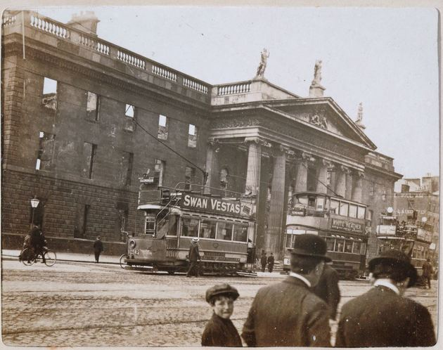 1916 Easter Rising, GPO