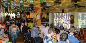 Woolshed Sports Bar
