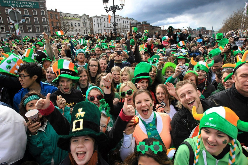 St Patrick's Day Events Dublin 2016