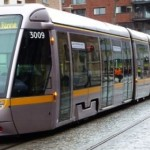 The Luas, Light Rail Dublin