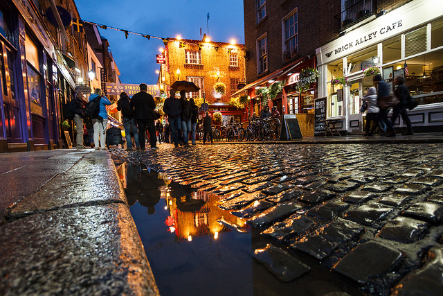 A Locals Guide to Dublin, Temple Bar, Dublin