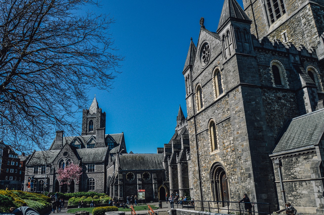 Free Things to Do in Dublin - St Patrick's Cathedral, Dublin