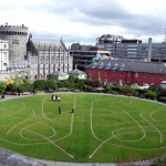 Free Things to do in Dublin - View from The Chester Beatty Library