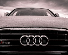 Audi - Second hand cars - rained on in Dublin