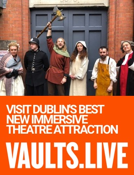 Best Thing To Do In Dublin - Vaults Live