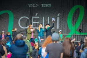 Ceili Mór - Things To Do on St Patricks Day